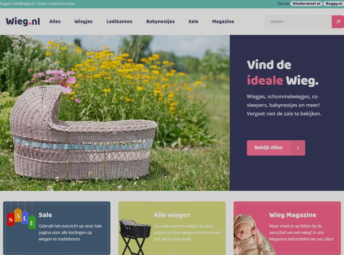 Wieg.nl