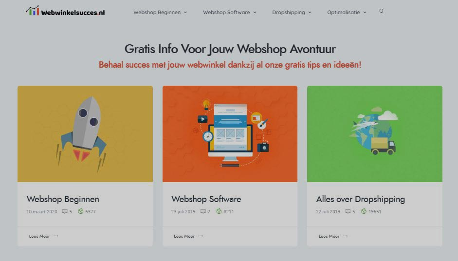 WebwinkelSucces.nl